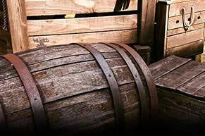 AtoZ India Courier Barrel Shipping