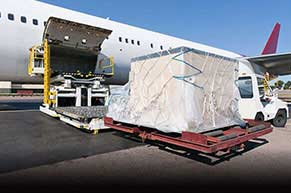 AtoZ India Courier Door to Airport Air Cargo