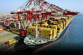 AtoZ India Courier Door to Door Sea Cargo