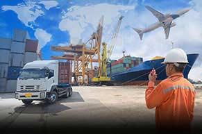 AtoZ India Courier Door to Port Sea Cargo