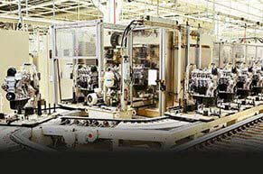 Send industrial machinery to India, cheapest shipping rates