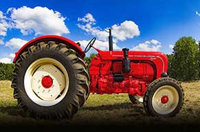 tractor-shipping to India