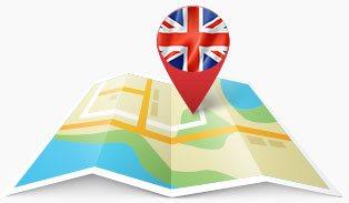 Popular uk area